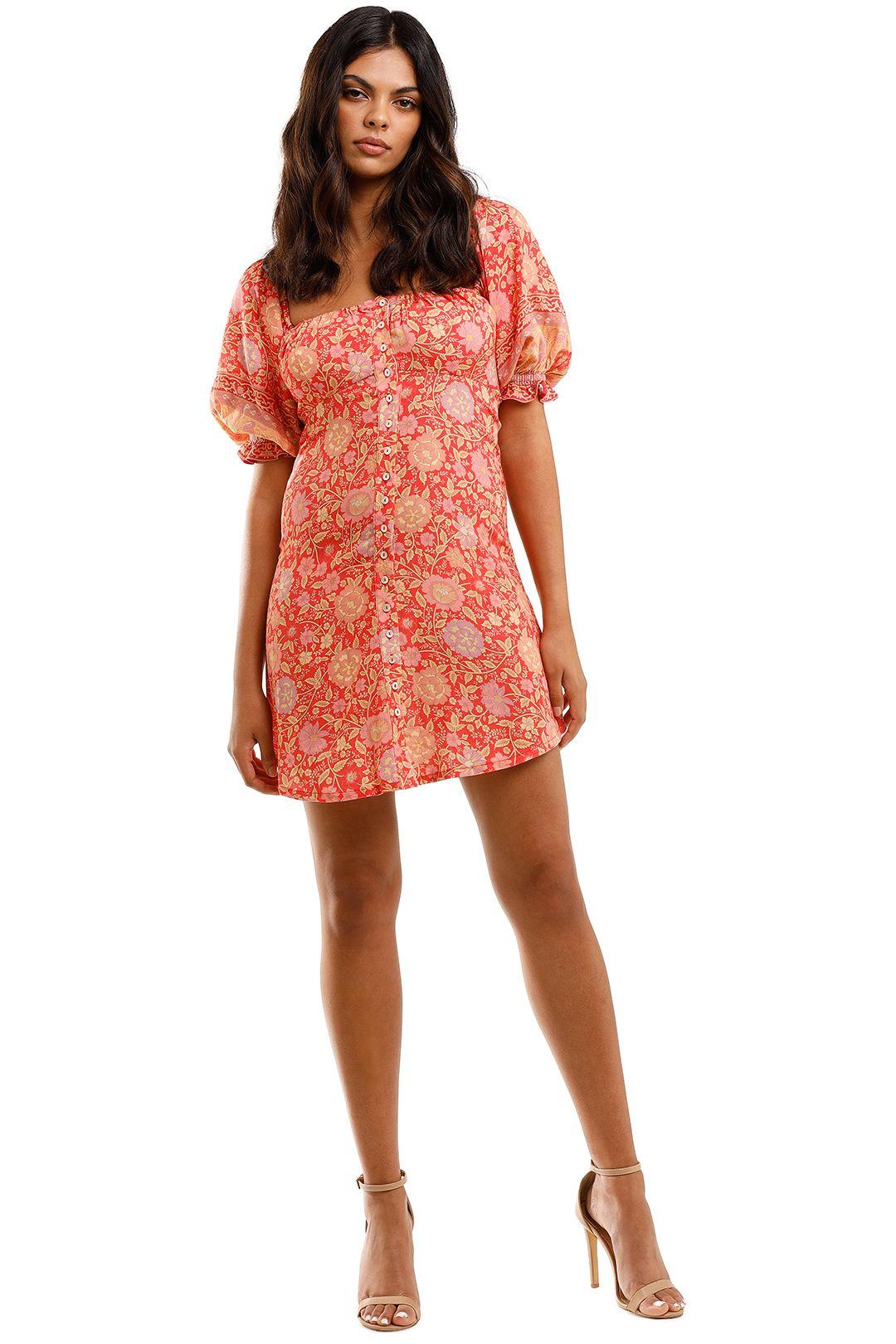 Spell Love Story Mini Dress