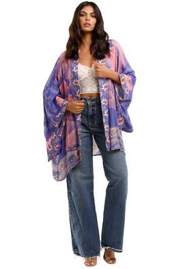 Spell Luna Short Robe