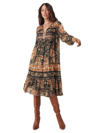 Spell Mystic Boho Dress Nightfal