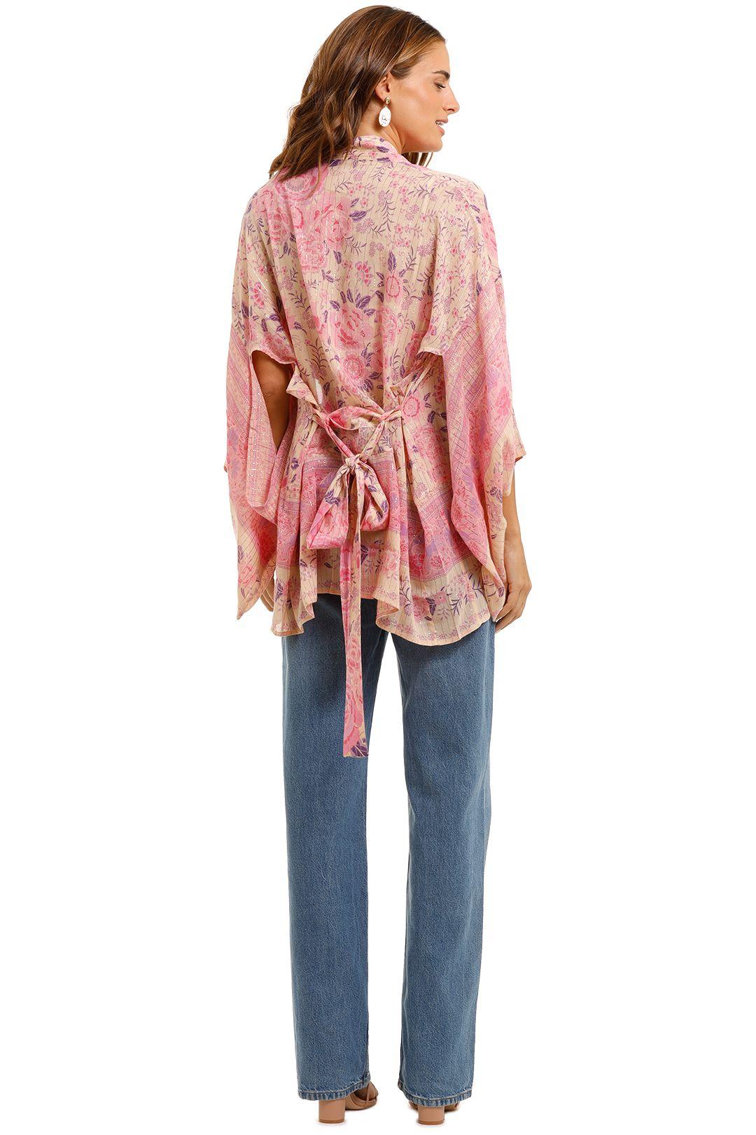 Spell Mystic Short Robe Musk Boho