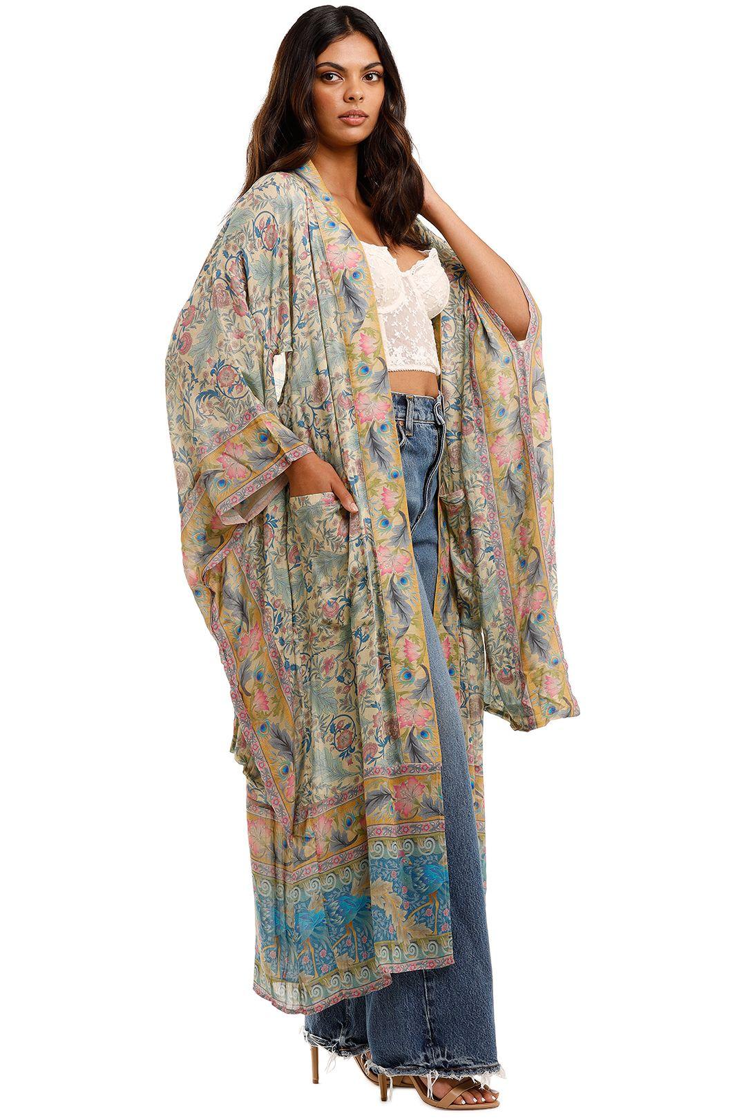 Spell Oasis Robe Opal
