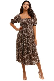 Spell Rae Midi Dress