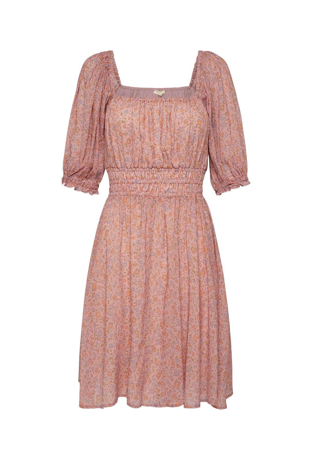 Spell Rae Mini Dress Short Sleeve