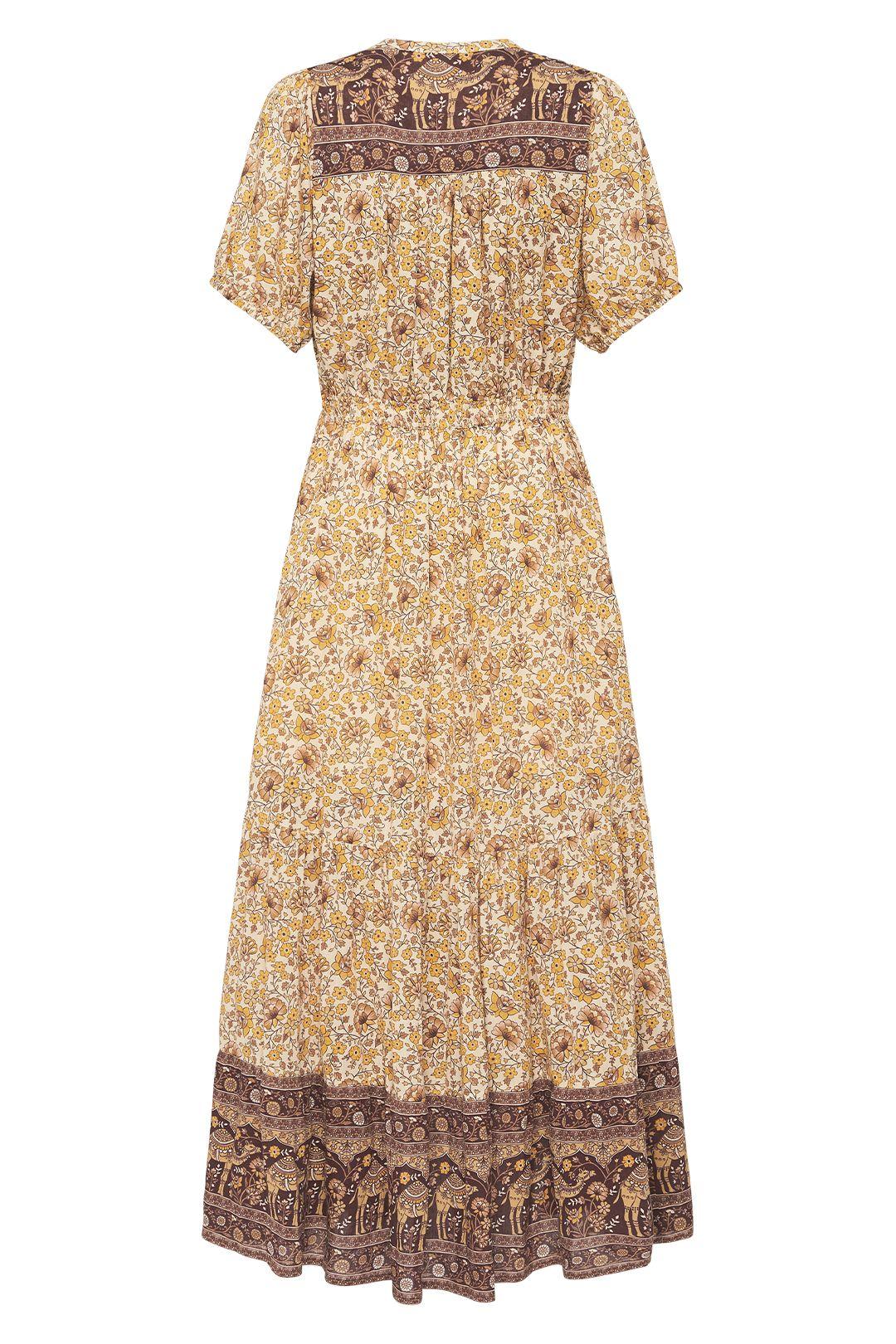 Spell Sundown Gown Spice Full Skirt