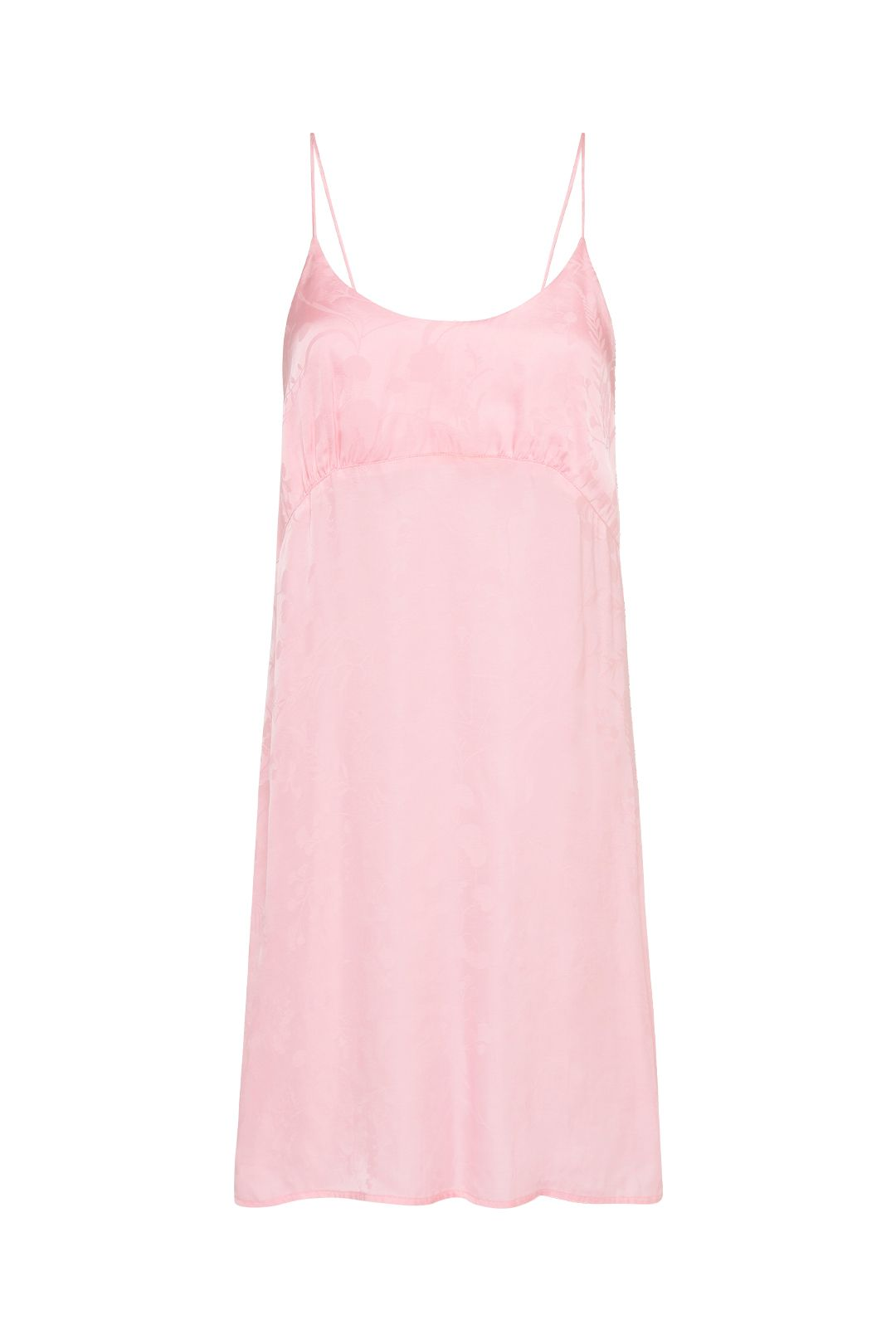 Spell Verona Mini Slip Dress 90s Pink Floral