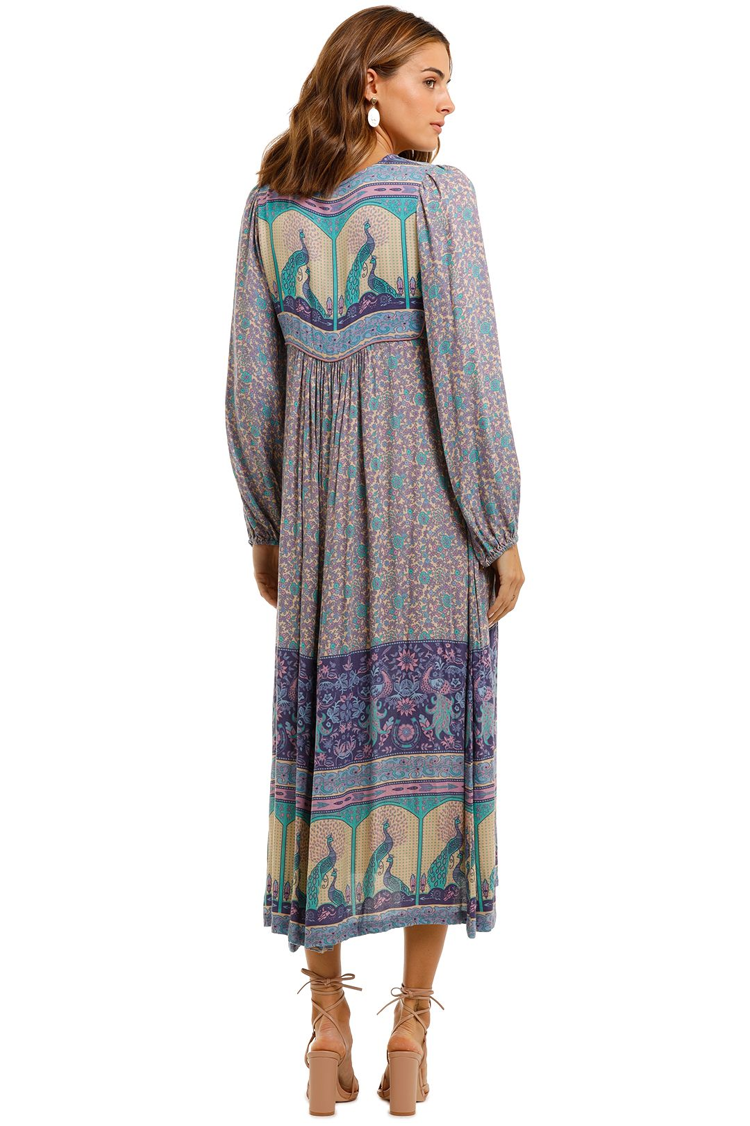 Spell Xanadu Maxi Dress Opal floral print