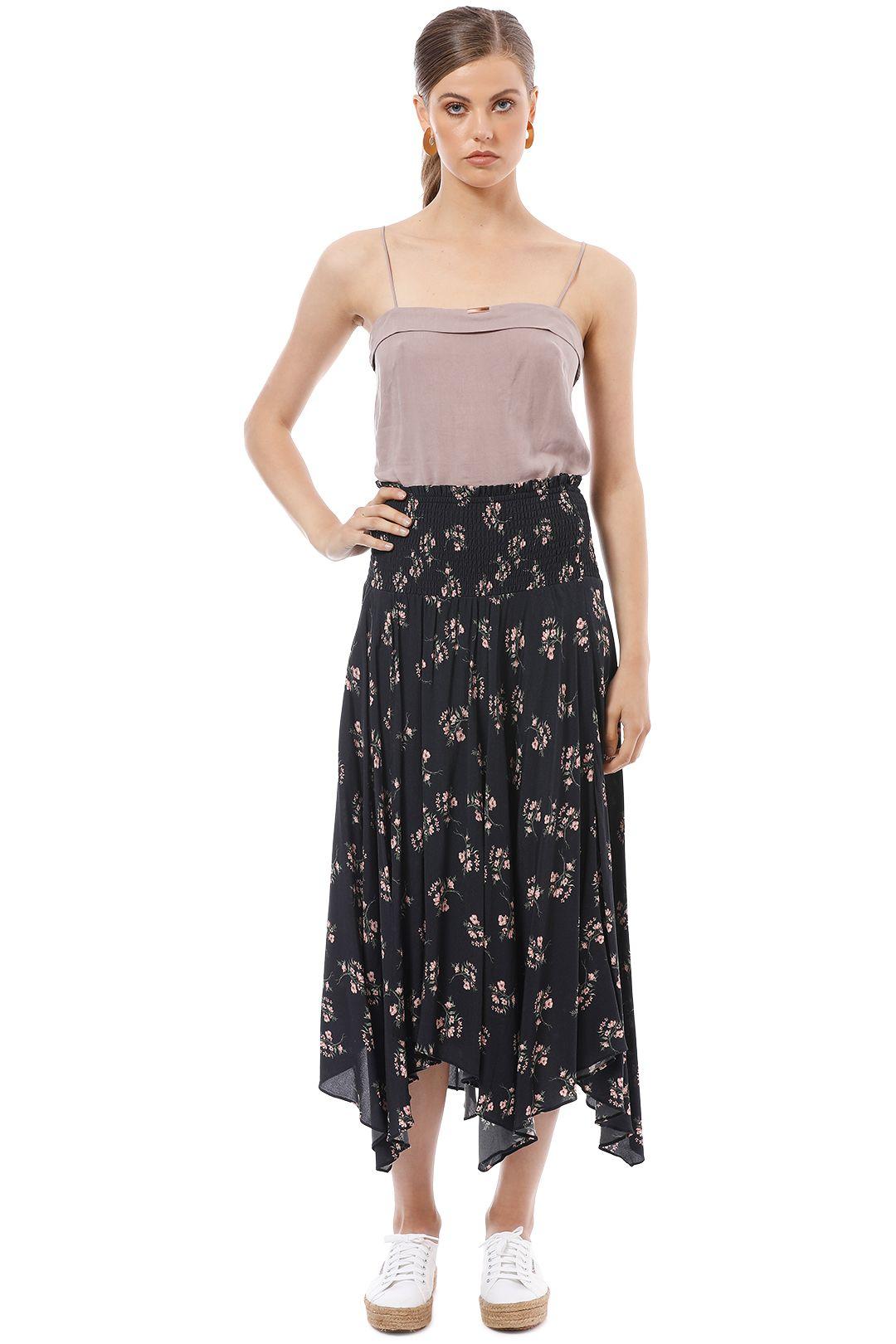 Steele - Koko Skirt - Print - Front