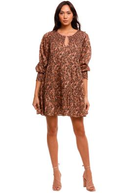 Steele Alberta Dress Paisley