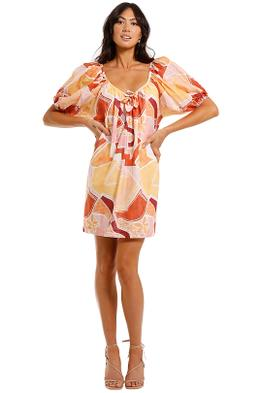 Steele Mytrle Dress short sleeve