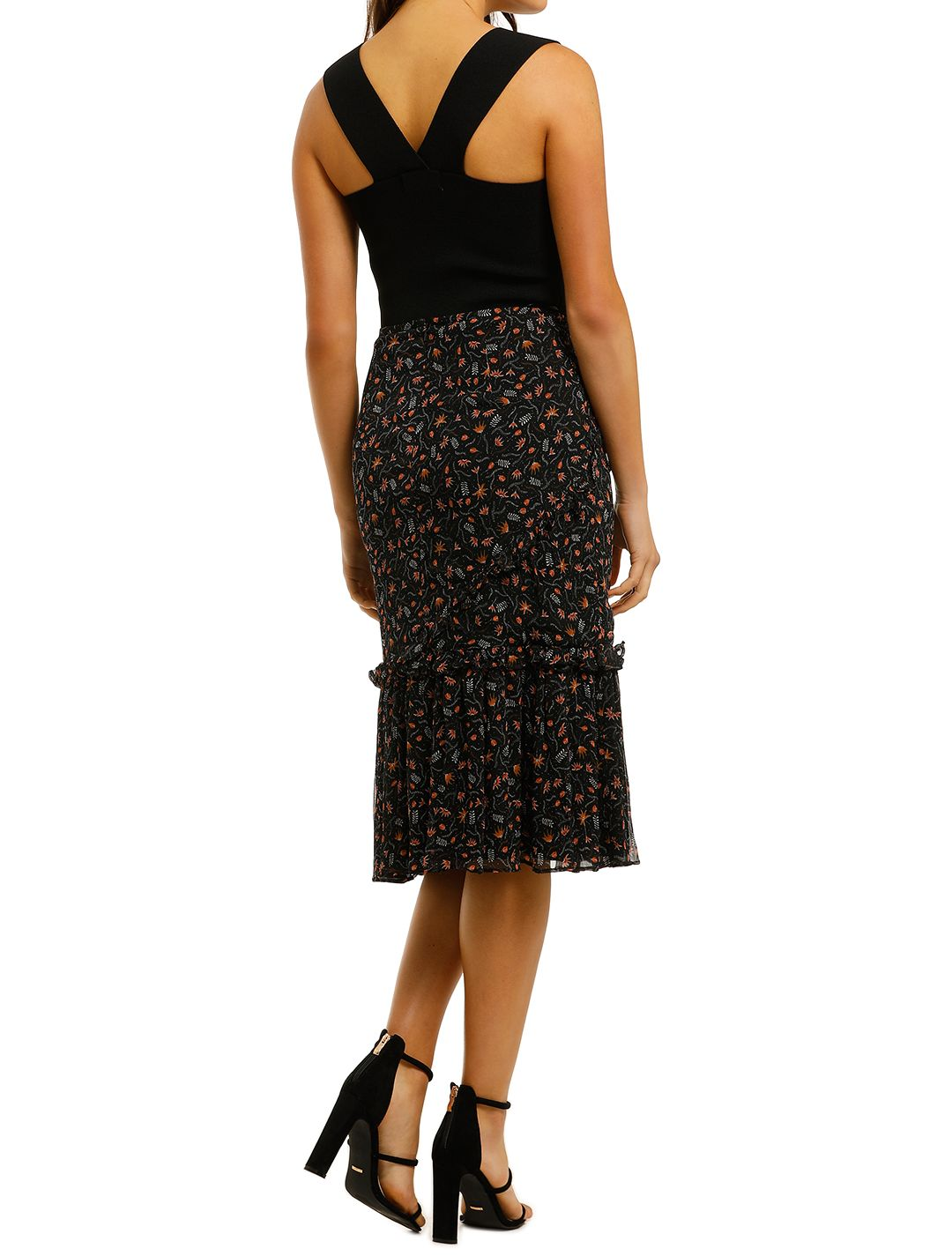 Stevie-May-Harriet-Midi-Skirt-Silk-Road-Back