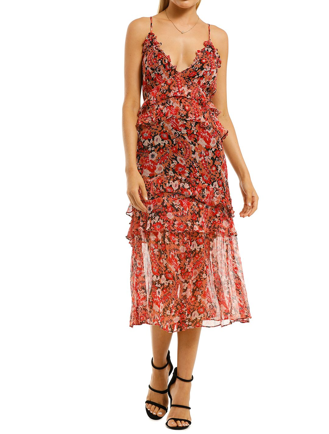 Stevie-May-No-Such-Thing-Midi-Dress-Front