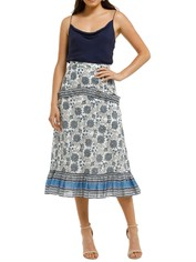 Stevie-May-These-Days-Skirt-Geo-Stripe-Front