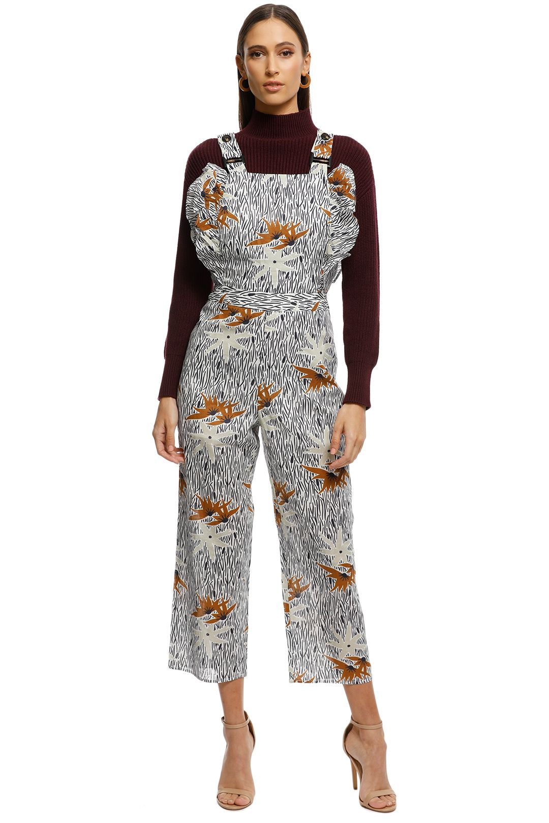 Stevie-May-Wayfaring-Jumpsuit-Bamboo-Floral-Front