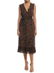 Stevie May - Monarch Midi Dress - Print - Front