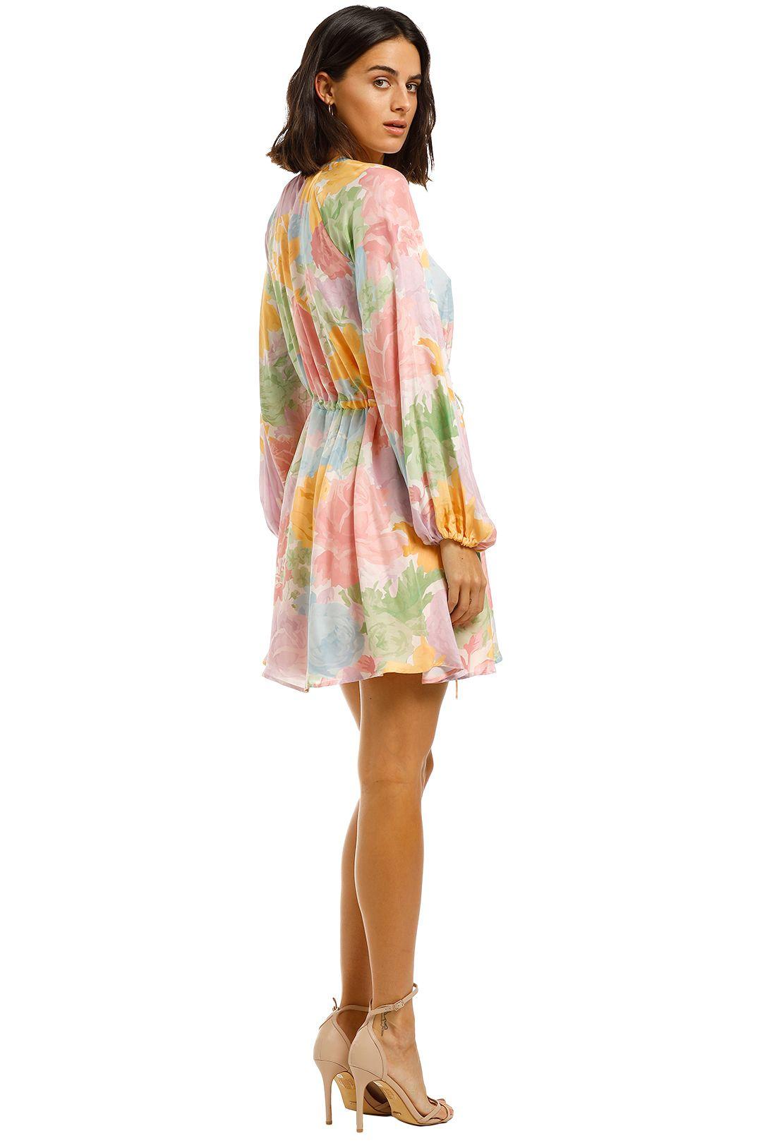 Stine-Goya-Coco-Dress-Rose-Garden-Pastel-Back