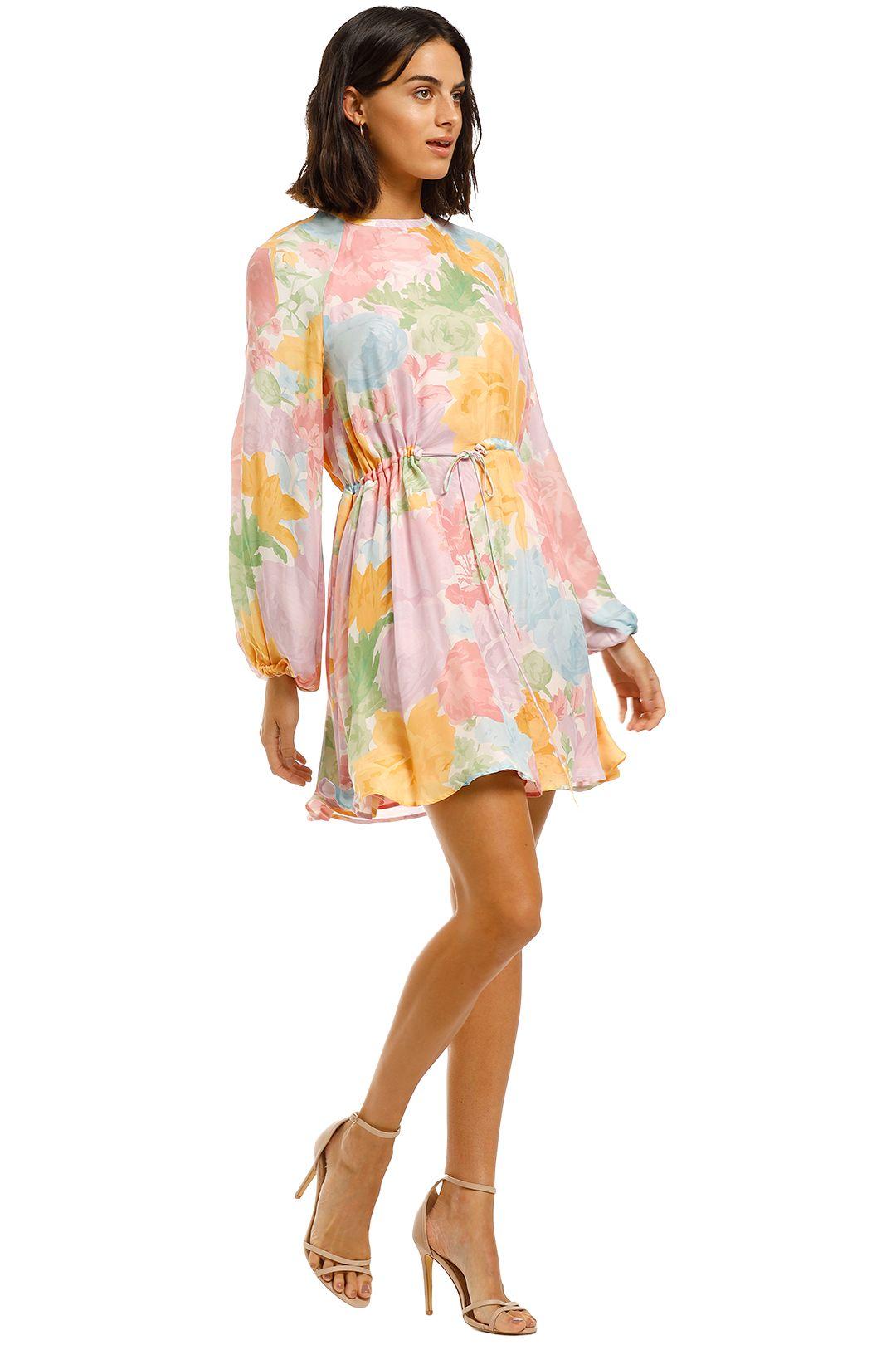 Stine-Goya-Coco-Dress-Rose-Garden-Pastel-Side