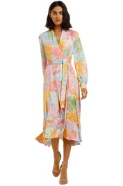 Stine-Goya-Reflection-Dress-Rose-Garden-Pastel-Front