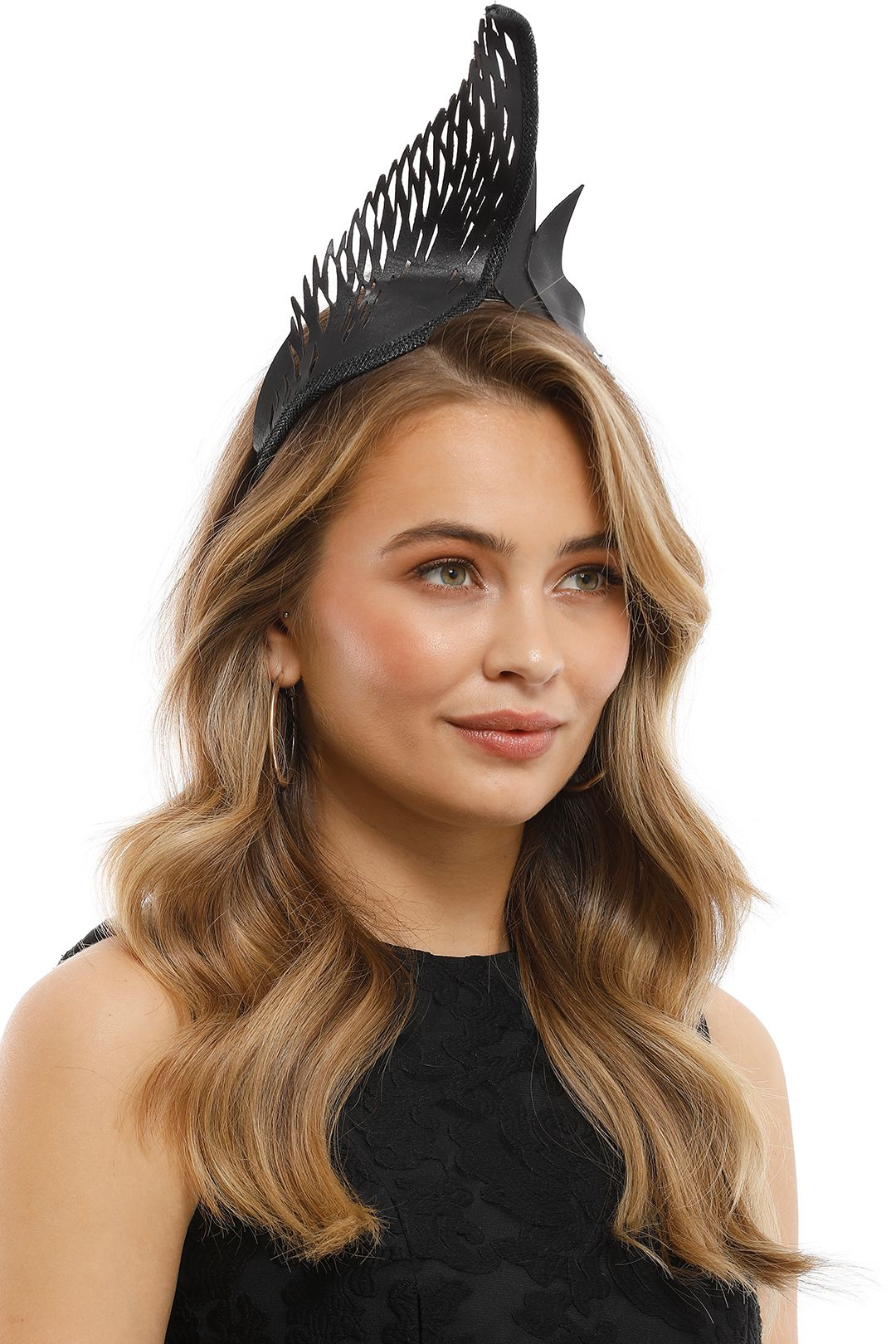 Studio Aniss - Aura Crown - Black - Side