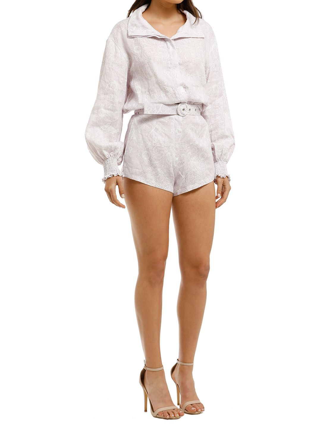 SWF-Paisley-Lilac-Bomber-and-Short-Set-Lilac-Side