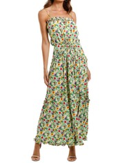 SWF Dynamic Dress multi floral