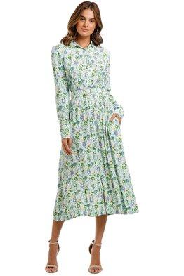 SWF - Long Sleeve Shirt Dress