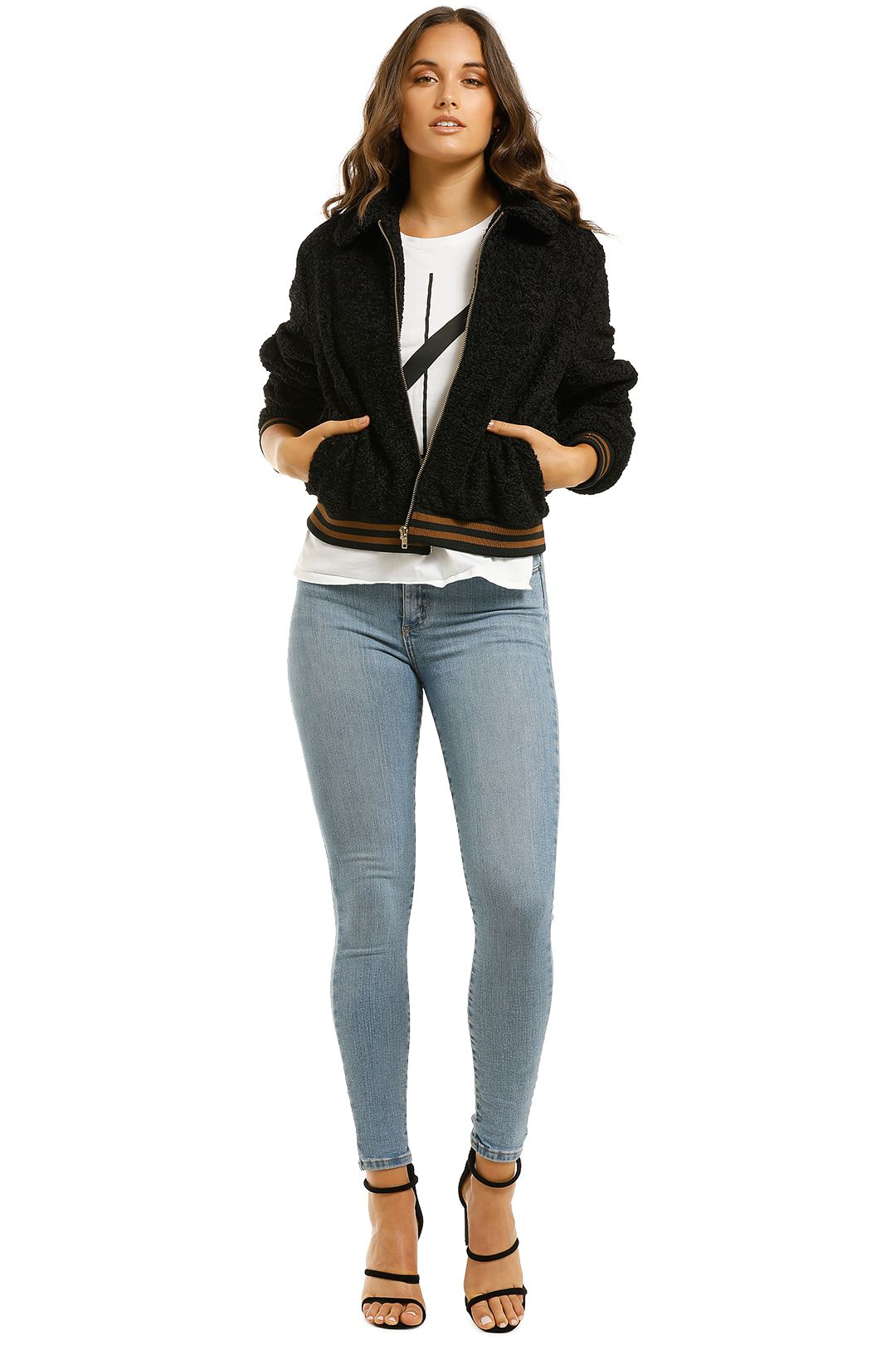 Sylvester-by-Kate-Sylvester-Lamby-Bomber-Black-Front