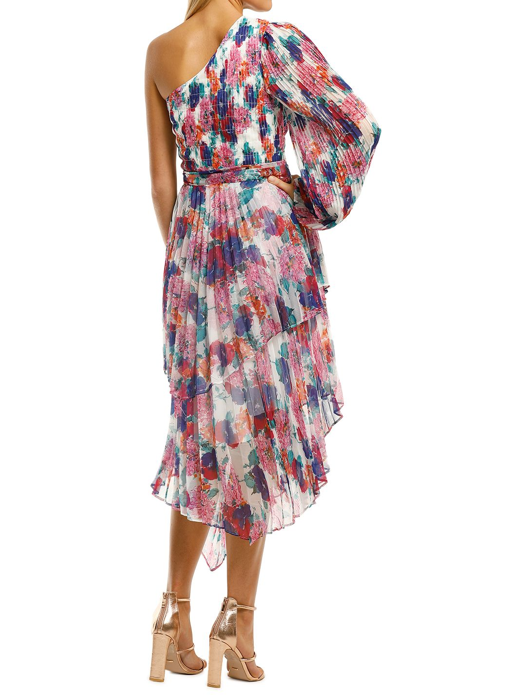 Talulah-Always-You-Midi-Dress-Floral-Fantasia-Print-Back