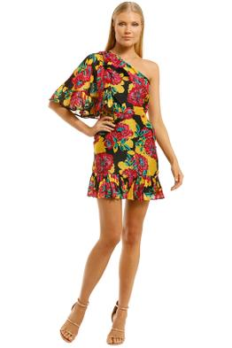 Talulah-Barcelona-Bloom-Mini-Dress-Bright-Bloom-Front