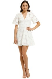 Talulah-Bayview-Mini-Dress-White-Front