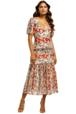 Talulah-Carnevale-Midi-Dress-Soiree-Print-Front