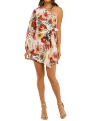 Talulah-Garland-Mini-Dress-Amelie-Floral-Print-Front