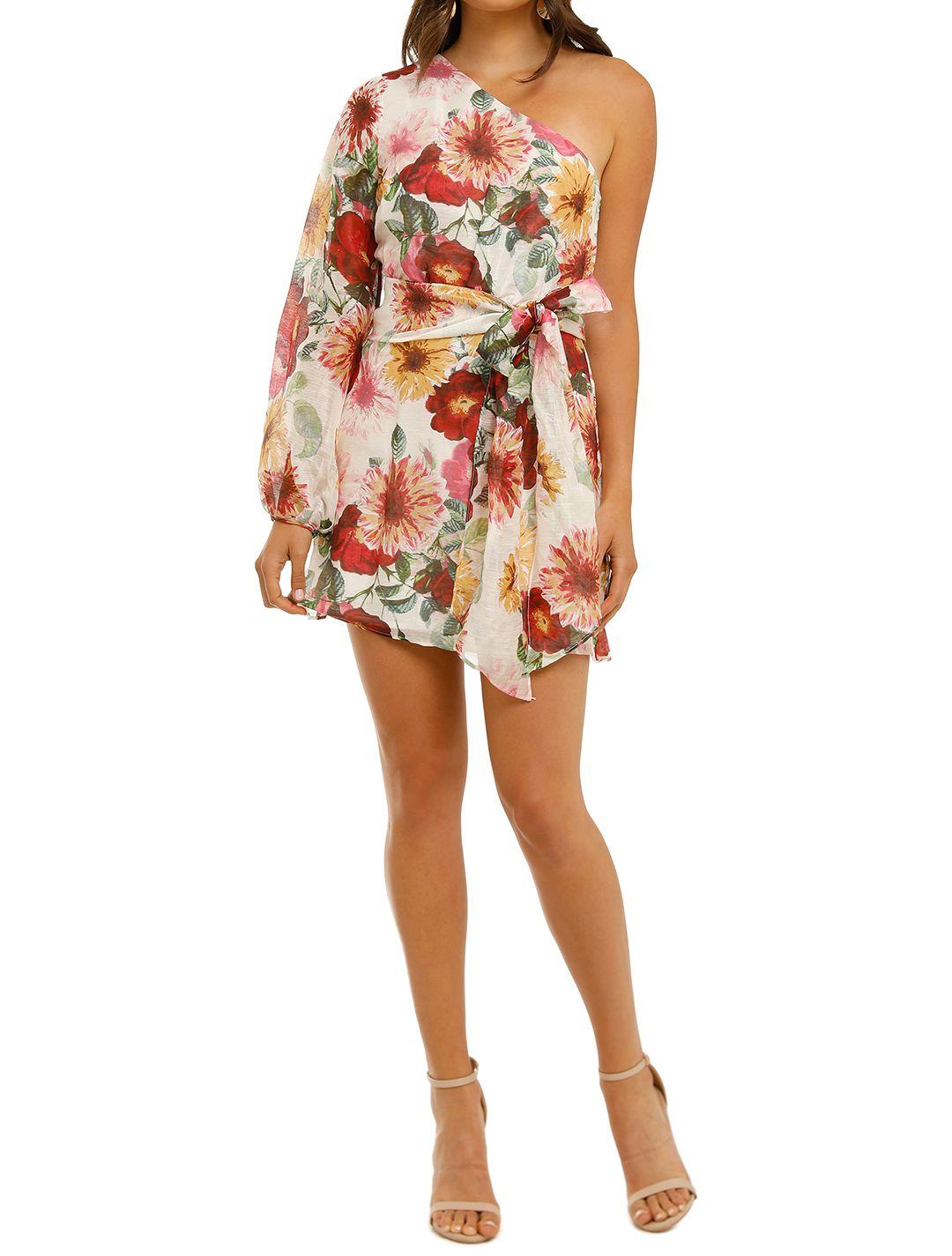 Talulah-Garland-Mini-Dress-Amelie-Floral-Print-Front