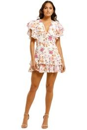 Talulah-Jasmine-Vines-Mini-Dress-Print-Front