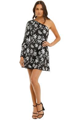 Talulah-Lightning-Mini-Dress-Wiggle-Sequin-Front