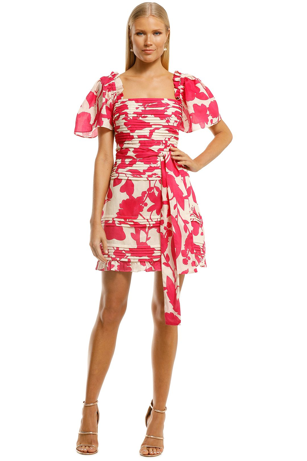 Talulah-Little-Things-Mini-Dress-Tealight-Garden-Front