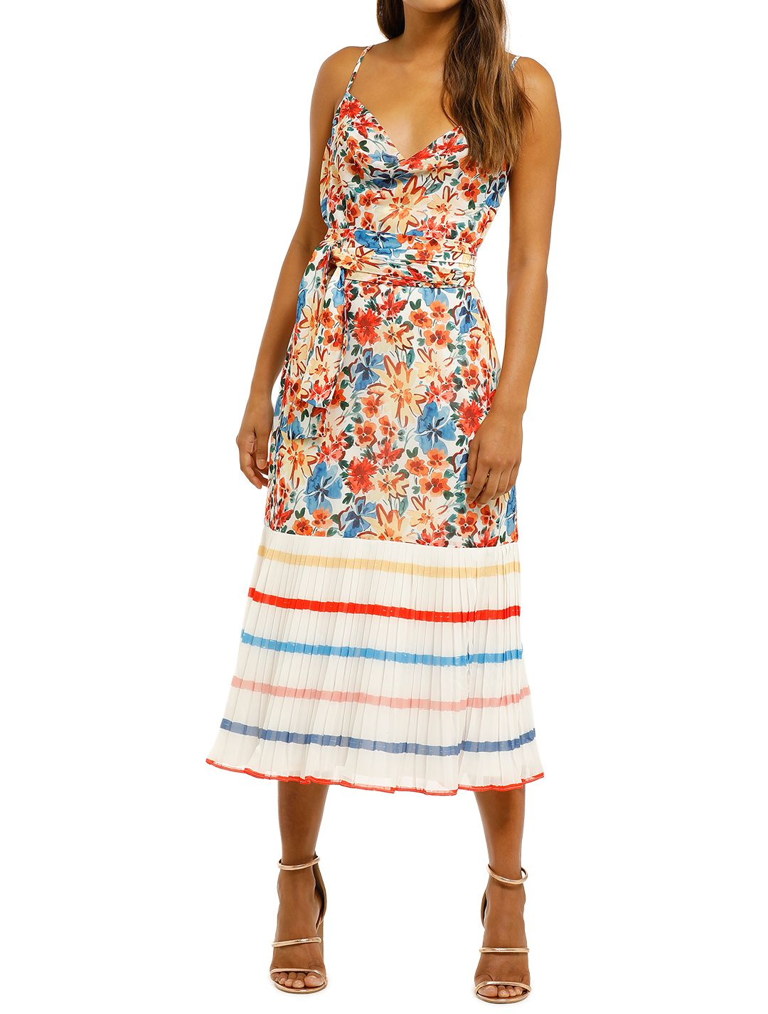 Talulah-Merengue-Midi-Dress-Tropicana-Floral-Front