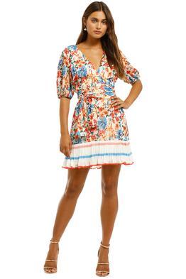 Talulah-Merengue-Mini-Dress-Tropicana-Floral-Front