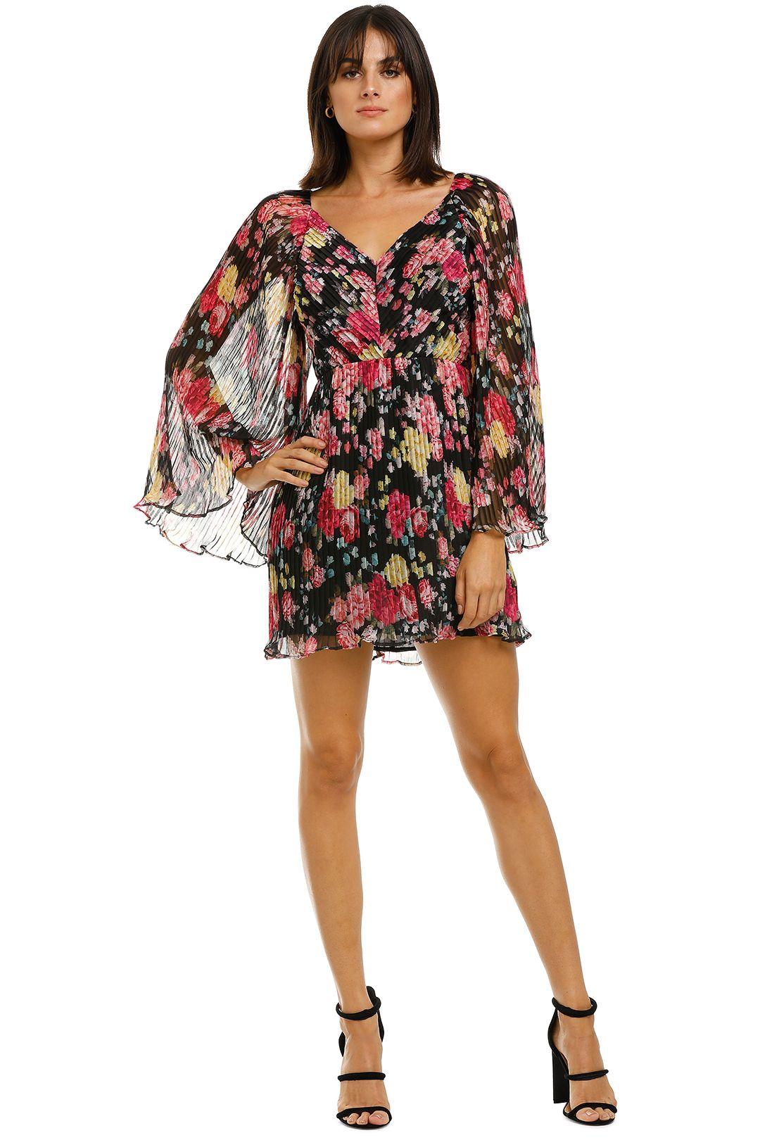 Talulah-Midnight-Fiesta-Mini-Dress-Print-Front