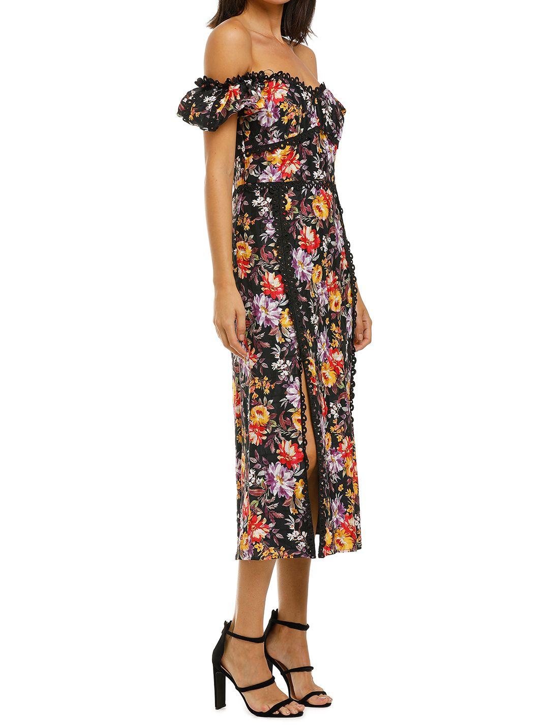 Talulah-Mimosa-Floral-Midi-Dress-Mimosa-Floral-Print-Side