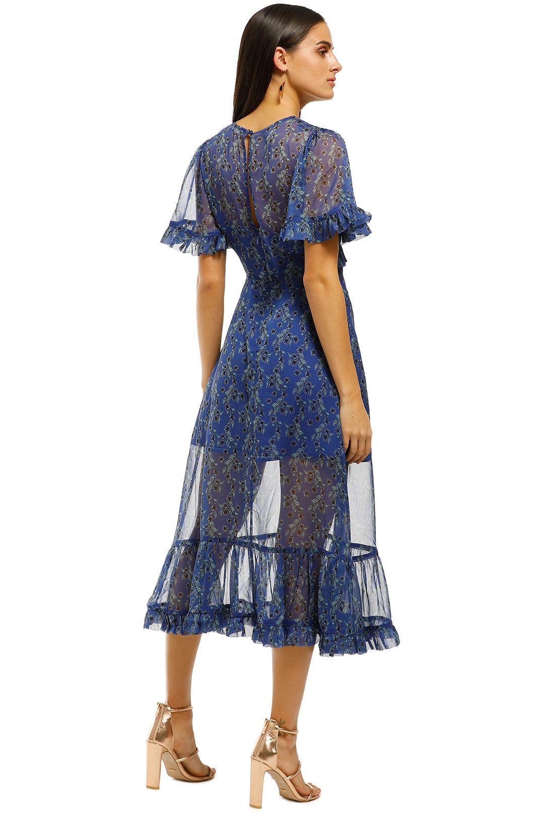Talulah-Morning-Light-Midi-Dress-Blue-Back