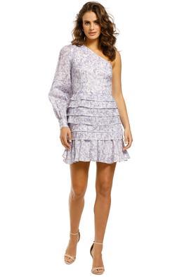 Talulah-Real-Love-Baby-Mini-Dress-Violet-Shadows-Print-Front