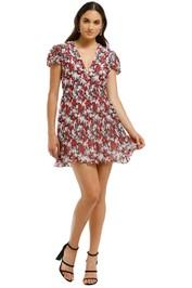 Talulah-Roseto-Mini-Dress-Roseto-Floral-Front
