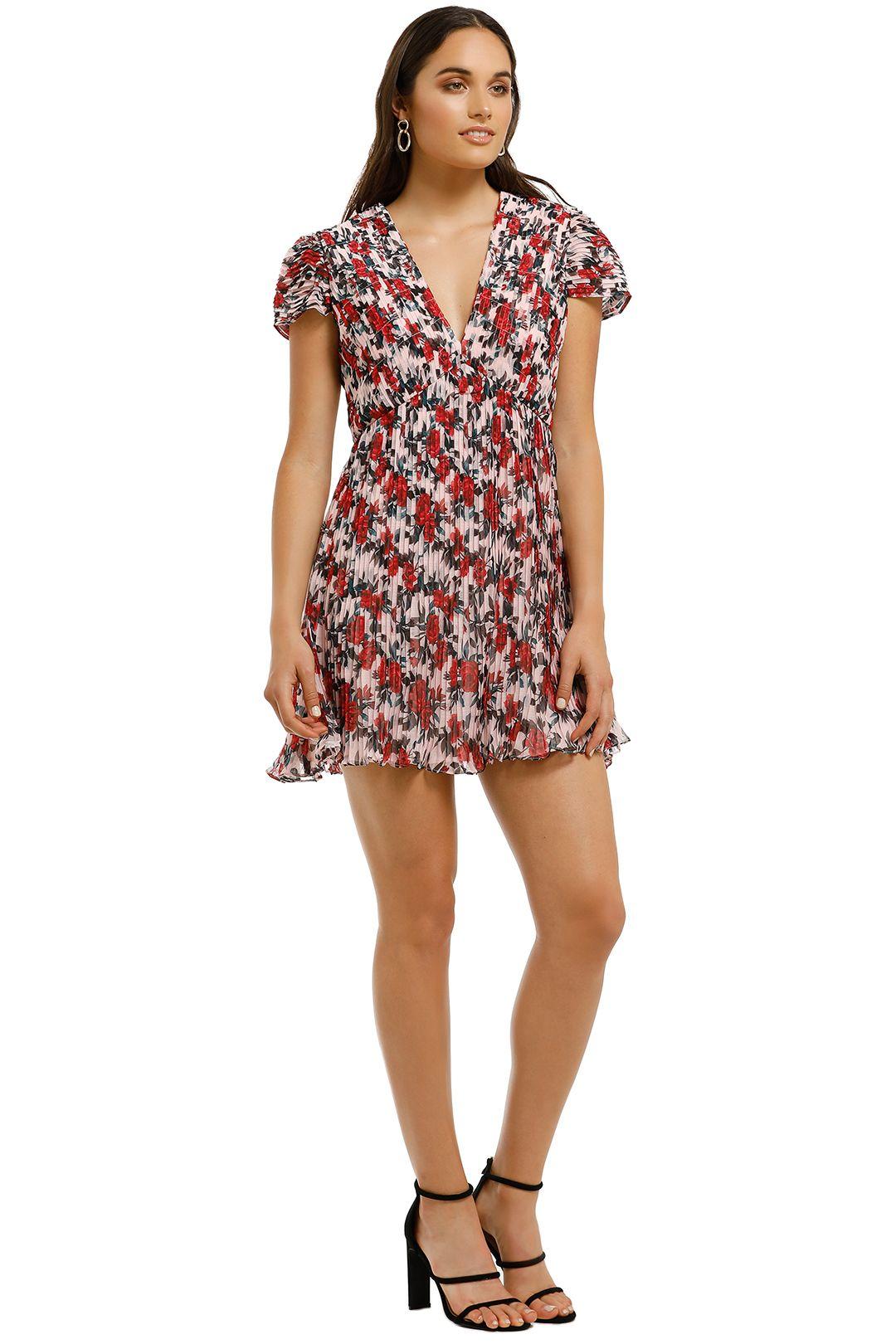 Talulah-Roseto-Mini-Dress-Roseto-Floral-Side