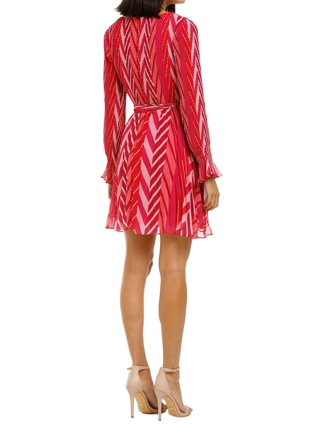 Talulah-Sugar-&-Spice-LS-Mini-Dress-Tango-Stripe-Back