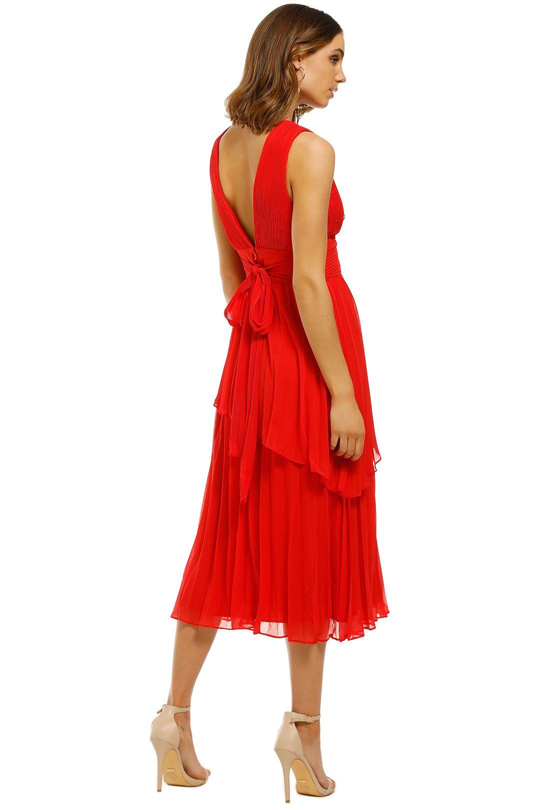 Talulah-Sugar-and-Spice-Midi-Dress-Red-Back
