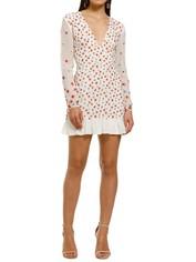 Talulah-Summer-Spritz-LS-Mini-Dress-Falling-Embroidery-Front