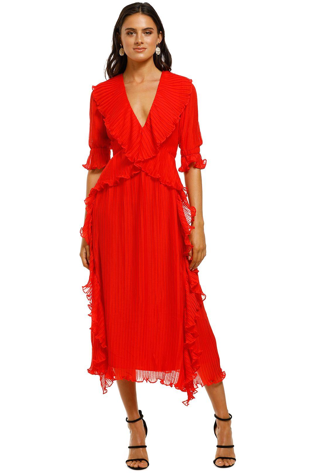 Talulah-Sweet-Sugar-Midi-Dress-Red-Front
