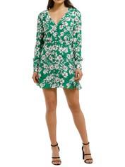 Talulah-That-Forever-Feeling-LS-Mini-Dress-Amalfi-Floral-Print-Front