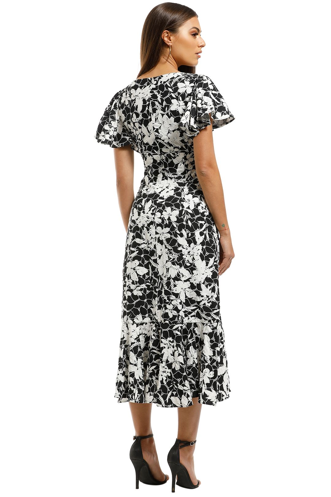 Talulah-The-Idol-Midi-Dress-Camille-Floral-Back