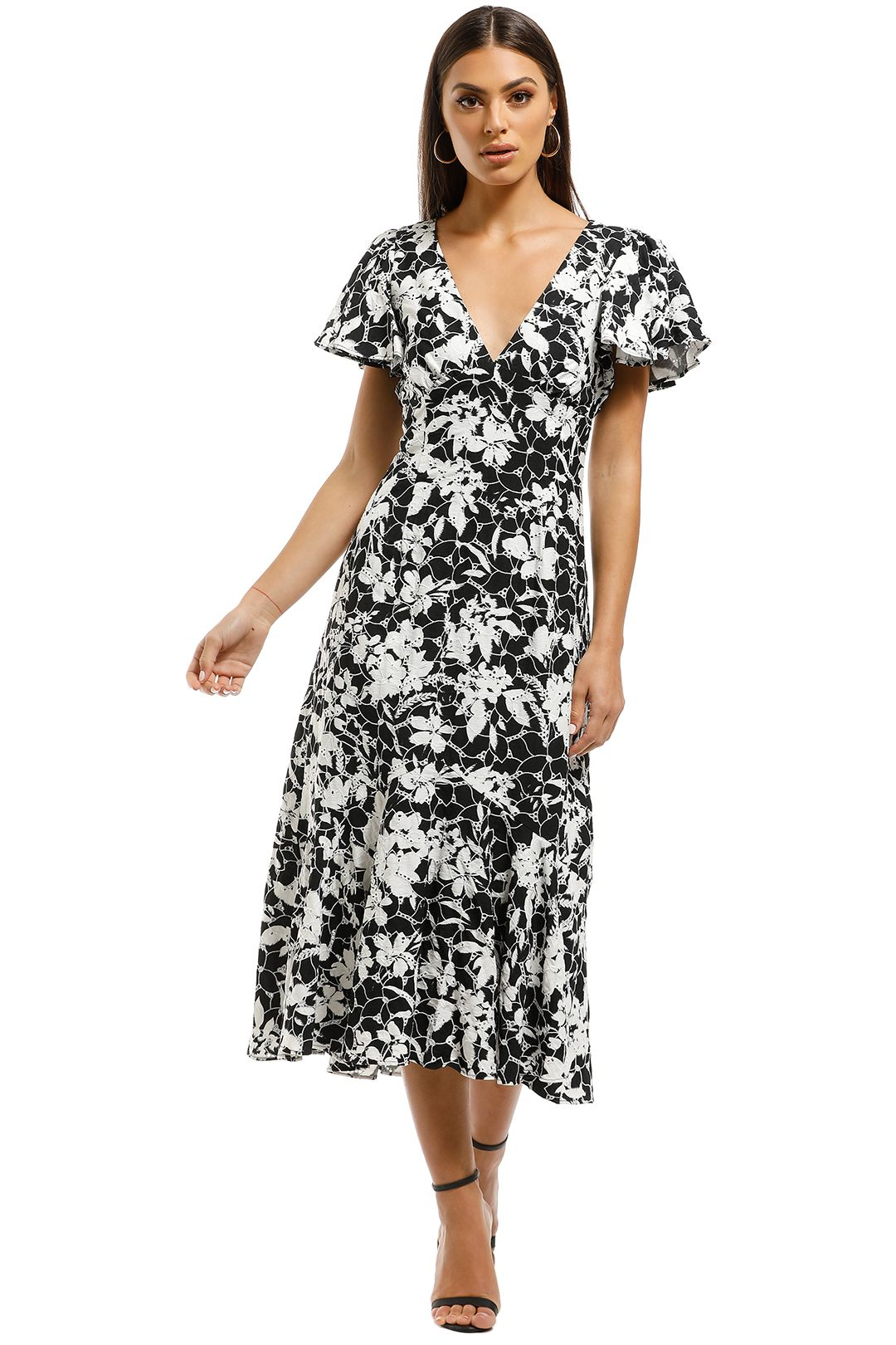 Talulah-The-Idol-Midi-Dress-Camille-Floral-Front